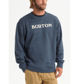 BURTON BURTON Oak Crew Dress Blue Heather