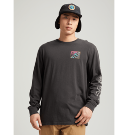 BURTON BURTON Windout Long Sleeve Tee Phantom