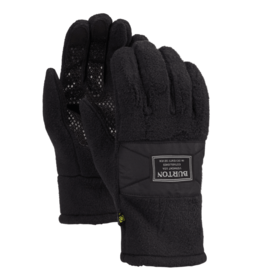 BURTON BURTON Ember Fleece Glove True Black