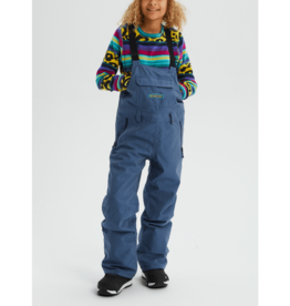 BURTON BURTON Kids Skylar Bib Light Denim