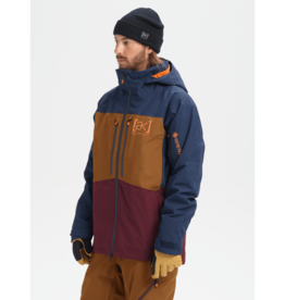 BURTON BURTON [ak] GORE-TEX Swash Jacket Dress Blue / Monks Robe / Port Royal