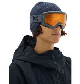 ANON ANON Helix 2.0 Non-Mirror Goggle Stealth/Amber