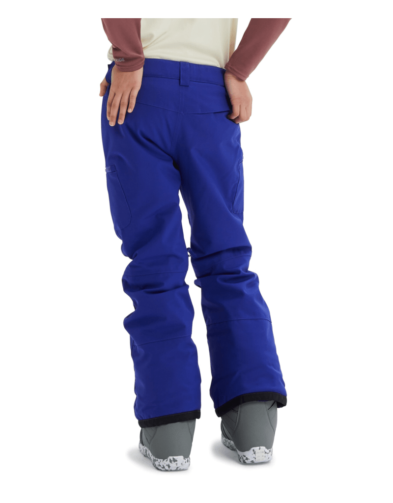 BURTON BURTON Kids Elite Cargo Pant Royal Blue