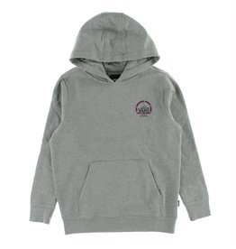 VANS VANS Boys Cope With It Hoodie Cement Heather