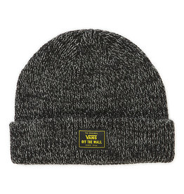 VANS VANS Bruckner Cuff Beanie Black Heather