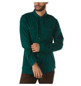 VANS VANS Banfield III Shirt Vans Trekking Green
