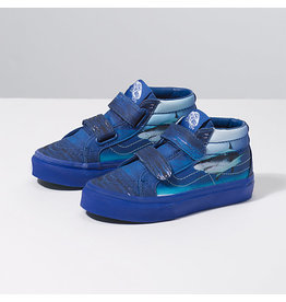 VANS VANS Sk8-Mid Reissue V (Shark Week) Underwater/True Blue