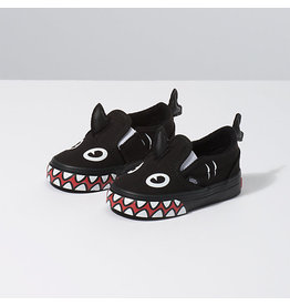 VANS VANS Slip-On V (Shark Week) Phin/Black