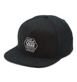 VANS VANS Mott Snapback Black