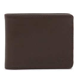 VANS VANS Drop V Bifold Wallet Dark Brown