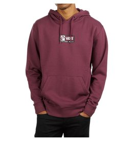 VANS VANS Cross Point Hoodie Prune