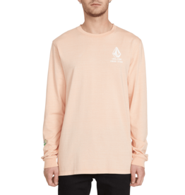 VOLCOM VOLCOM New High Score L/s T Reef Pink