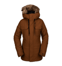 VOLCOM VOLCOM Shadow Insulated Jacket Copper