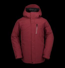 VOLCOM VOLCOM L GORE-TEX Jacket Burnt Red