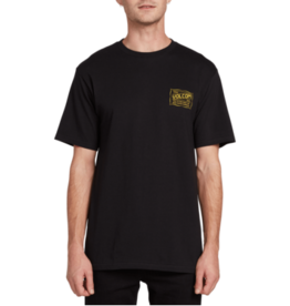 VOLCOM VOLCOM Road Test Tee Black