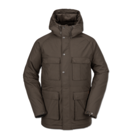 VOLCOM VOLCOM Renton Winter 5K Jacket Major Brown