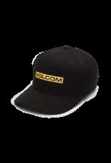 VOLCOM VOLCOM Euro Mark XFIT Hat Black