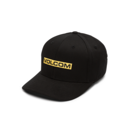 VOLCOM VOLCOM Euro Mark XFIT Hat Black