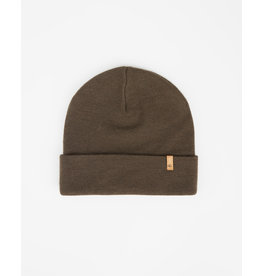TENTREE TENTREE Kurt Beanie Bark Brown