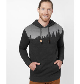 TENTREE TENTREE M Juniper Hoodie Meteorite Black Heather