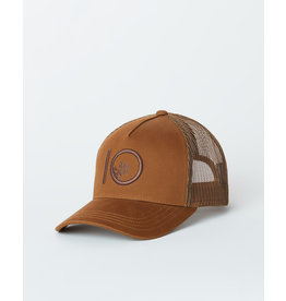 TENTREE TENTREE Altitude Hat Rubber Brown