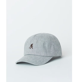 TENTREE TENTREE Peak Cap Hi Rise Grey Heather