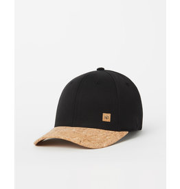 TENTREE TENTREE Thicket Hat Meteorite Black/Cork