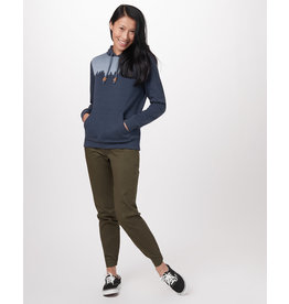 TENTREE TENTREE Juniper Hoodie Dark Ocean Blue Heather