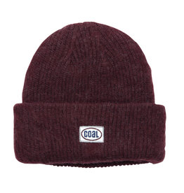 COAL COAL The Earl Beanie Heather Burgundy