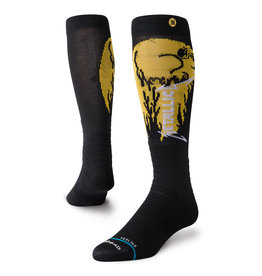 STANCE STANCE Metallica Flaming Skull Black