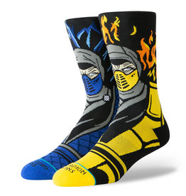 STANCE STANCE Sub Zero Vs Scorpion Black