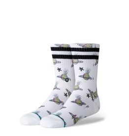 STANCE STANCE Pineapple Planet Kids White