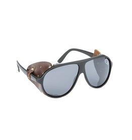 AIRBLASTER AIRBLASTER Polarized Glacier Glasses Slick Black