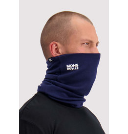 MONS ROYALE MONS ROYALE Double Up Neckwarmer Navy