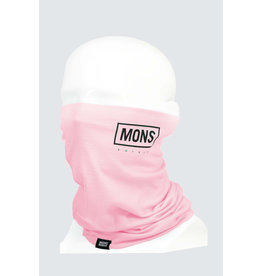 MONS ROYALE MONS ROYALE Double Up Neckwarmer Rosewater