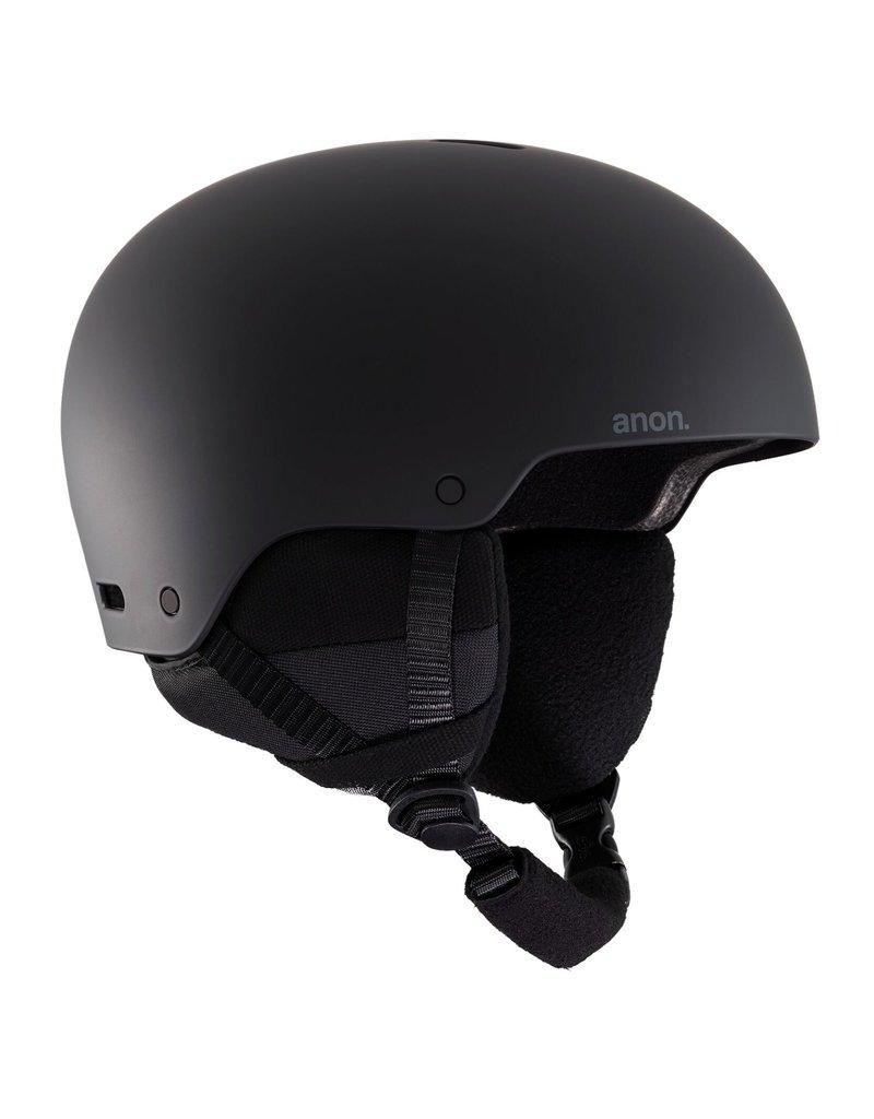 ANON ANON Raider 3 Helmet Black