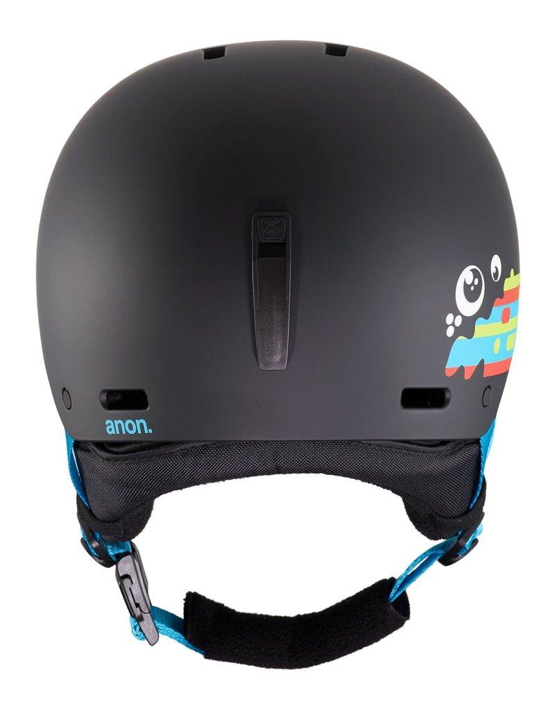 ANON ANON Rime 3 Helmet Hurrrl Black