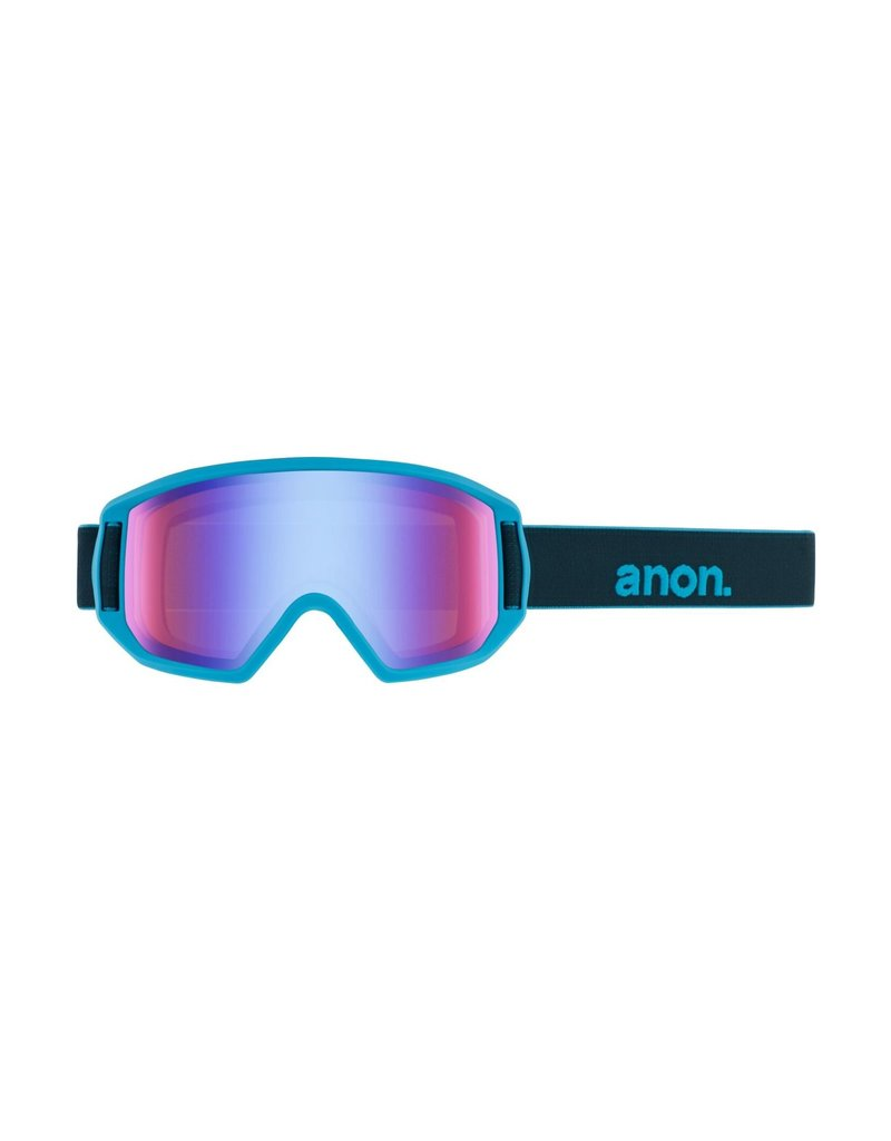 ANON ANON Relapse Jr MFI Goggle Blue/Blue Amber