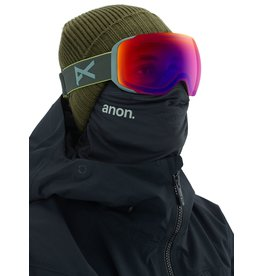 ANON ANON M2 MFI Goggle + Bonus Lens Gray Pop/Sonar Infrared Blue