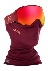 ANON ANON WM1 MFI Goggle + Bonus Lens Ruby/Sonar Red