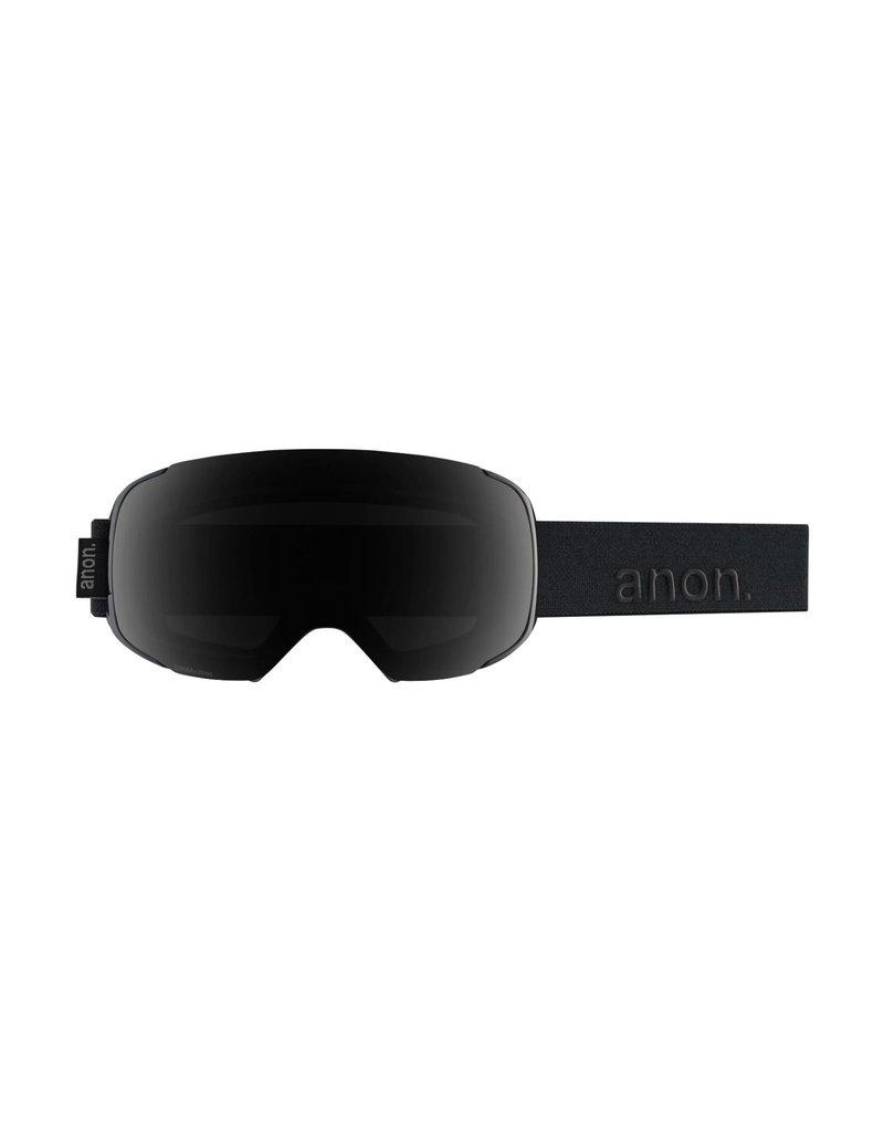 ANON ANON M2 Goggle + Bonus Lens Smoke/Sonar Smoke