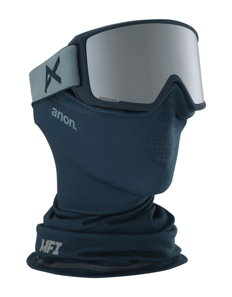 ANON BURTON MFI Lightweight Neckwarmer Dark Blue