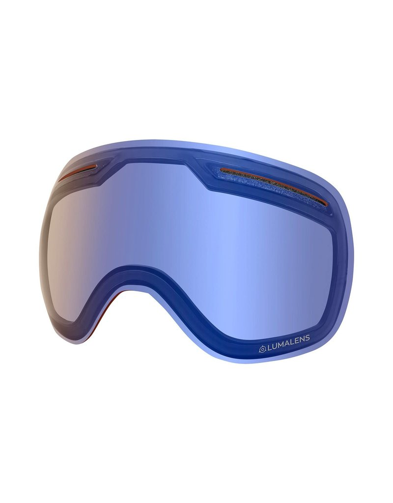 DRAGON DRAGON X1 Replacement Lens Lumalens Flash Blue