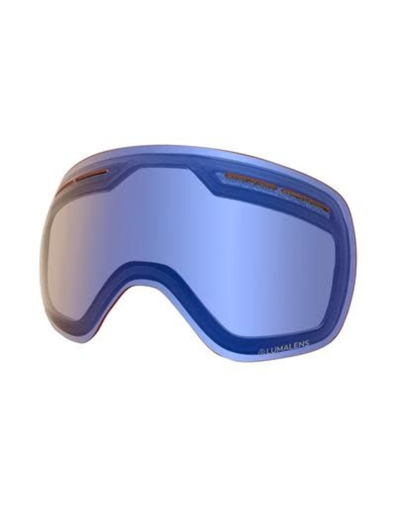 DRAGON DRAGON X1s Replacement Lens Lumalens Flash Blue X1s Replacement Lens Lumalens Flash Blue