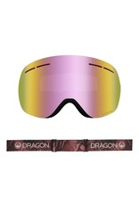 DRAGON DRAGON X1s Rose with Lumalens Pink Ionized Lumalens Rose Lens