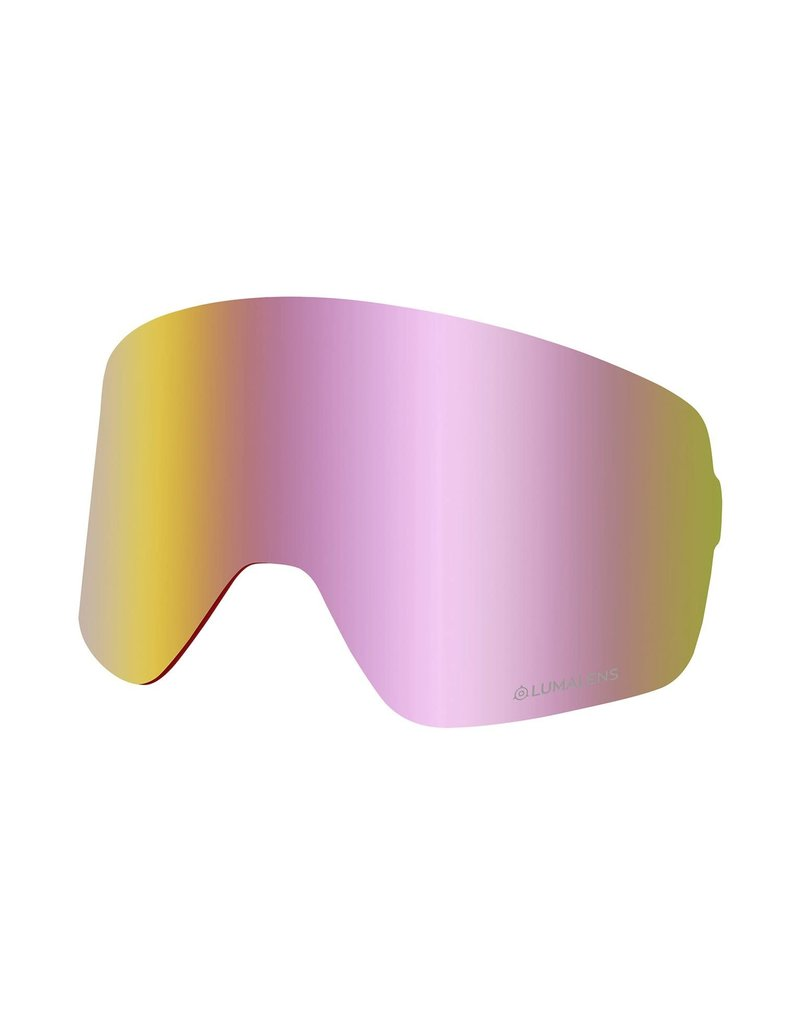 DRAGON DRAGON NFX2 Replacement Lens Lumalens Pink Ionized