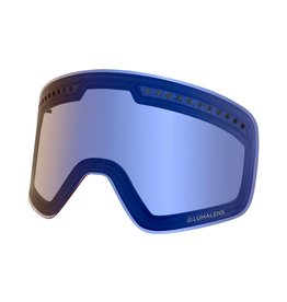 DRAGON DRAGON NFX Replacement Lens Lumalens Flash Blue