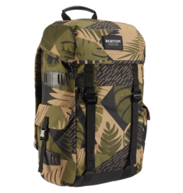 BURTON BURTON Annex 28L Backpack Martini Olive Woodcut Palm