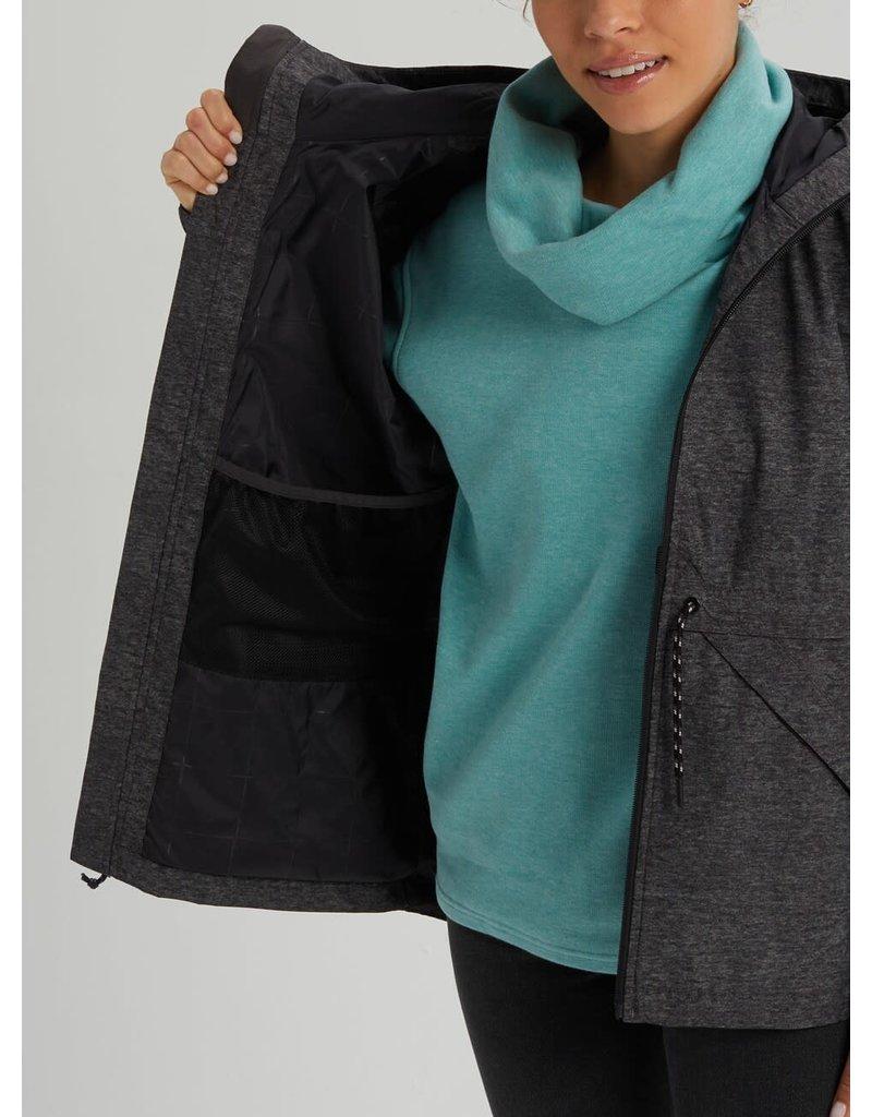 BURTON BURTON Women's Narraway Jacket Phantom Heather
