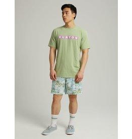 BURTON BURTON Men's Vault Short Sleeve T Shirt Sage Green